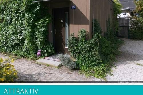 Perfekte Kleinwohnung mit schönem Garten - ruhige und stadtnahe Lage Parsch