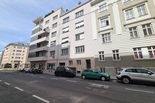 3 Zimmerwohnung mit Balkon - attraktive Stadtlage