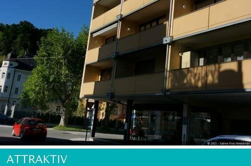 Großzügige 2 Zimmerwohnung mit Balkon und Parkplatz- Riedenburg