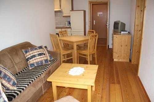 Wohnung in Bad Kleinkirchheim - 2 Zimmer - 200 m vom Lift entfernt mit Balkon
