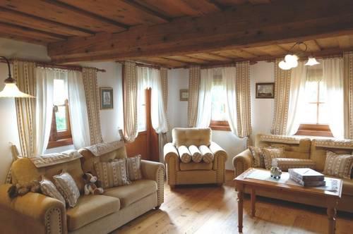 500 Jahre altes Kärntner Bauernhaus - Generalsaniert in Oberkärnten
