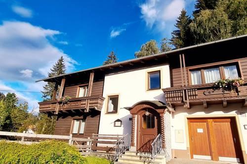 Ertragshaus in den Bergen in Bad Kleinkirchheim - zentral 3 Wohnungen - ruhig gelegen