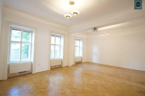 Teilsaniertes Büro in wunderschönem Haus in bester Innenstadtlage bei der Votivkirche! Klimatisiert!