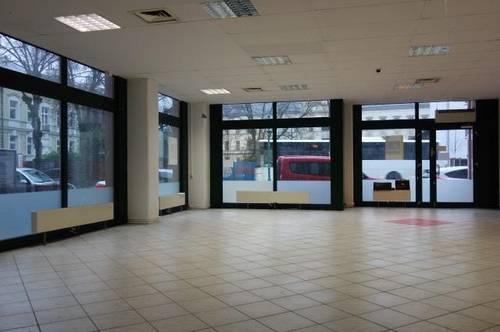 Geschäftslokal Zentrum St. Pölten - angrenzendes Lager und Tiefgarage verfügbar