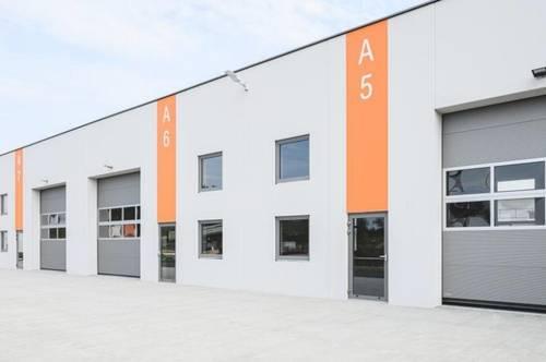 St. Pölten-Nord ERSTBEZUG Hallen und Büros - provisionsfrei für den Mieter
