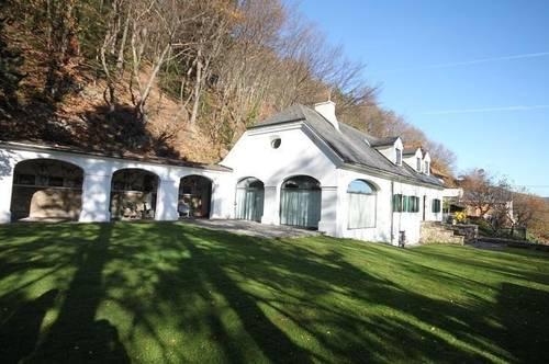 Wunderschöne Landhaus-Villa auf herrlichem Grundstück