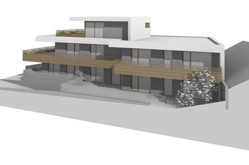 Neubauprojekt Dreitälereck - Top4 Balkonwohnung Reiterkopf