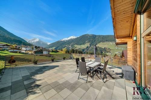 Apartes Einfamilienhaus mit Panoramaausblick - Familie-Homeoffice-Entspannen-alles unter einem Dach