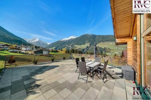 Touristische Nutzung oder Eigenheim - Apartes Einfamilienhaus mit Panoramablick