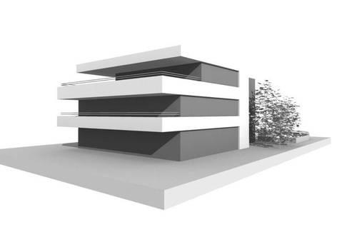 Neubau Urban Living - Top 1 Gartenjuwel