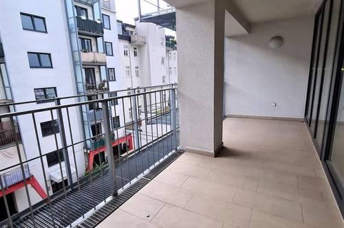HUMBOLDTGASSE! unbefristete 80 Altbau inkl. 12 m2 Loggia, 2 Zimmer, Komplettküche, Wannenbad, Parketten; gefördert, U1-Nähe