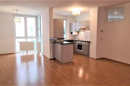 ZOLLERGASSE BEI FUZO Mariahilfer Straße, gepflegte 73 m2 Neubau mit 6 m2 Wintergarten, 2 Zimmer, Komplettküche, Hofruhelage