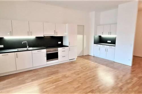 PROVISIONSFREI! FAMILIENHIT, sonnige 124 m2 Neubau mit 44 m2 Terrasse, 4 Zimmer, WG-geeignet, Komplettküche, 2 Bäder, Maximilianstraße