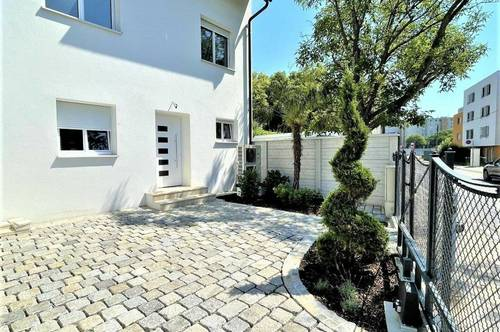 ERSTBEZUG, KLIMATISIERTES 182 m2 Einfamilienhaus mit ca. 59 m2 Terrasse/Garten, 6 Zimmer, 2 Bäder, Komplettküche, Hirschstetten