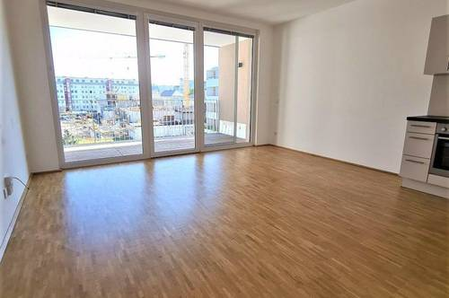 FAMILIENHIT! MAXIMILIANSTRASSE, gepflegte 79 m2 Neubau mit 10 m2 Loggia, 3 Zimmer, Komplettküche, Wannenbad, 3. Liftstock, Ruhelage