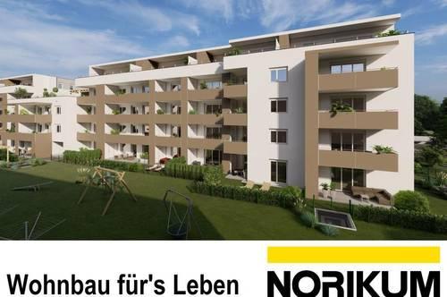 Wohnpark Asten Süd - Whg. B5/13/3.OG