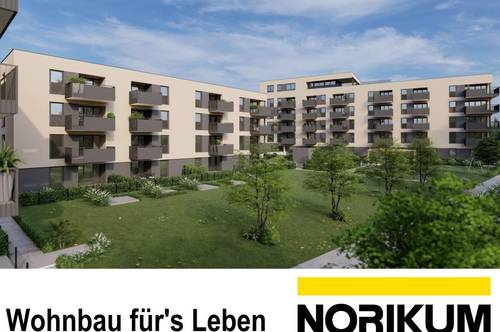 Wels, Wohnpark Hofmannsthalstraße - Whg. B/11/2.OG