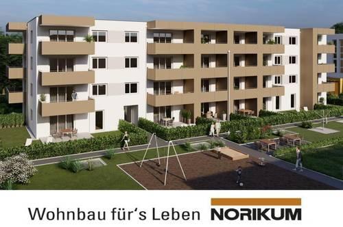 Wels, Wohnpark Zellerstraße Süd - E2/04/1.OG