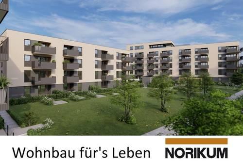 Wels, Wohnpark Hofmannsthalstraße - Whg. B/07/1.OG