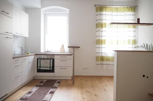 Generalsanierte 46 m² WNFL, Küche gegen Ablöse, ruhige Lage neben Südbahnhofmarkt!