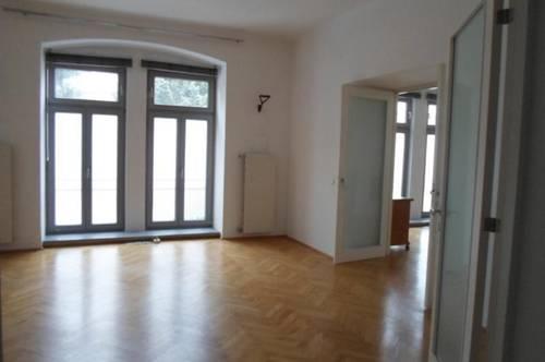 Linz-Zentrum: Hübsche 70m2 WNFL inkl. Loggia, ablösefreie Küche! 3 Zimmer! Nähe Südbahnhofmarkt!