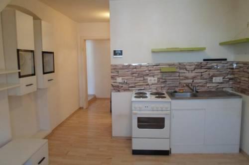 Wienerstraße: Hübsche, gut aufgeteilte 2-Zimmerwohnung, 40m2 WNFL, 2.Stock, (ohne Lift)