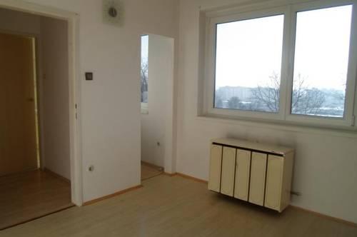 Wolfauerstraße: Einfache, ordentliche Garconniere, ca. 25m2 WNFL, 1.Stock, (ohne Lift), in bester Urfahraner Lage