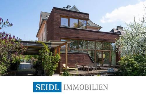 VERKAUFT: Kreuzbergl: Altbau-Villa mit großzügigem Grundstück in fantastischer Lage