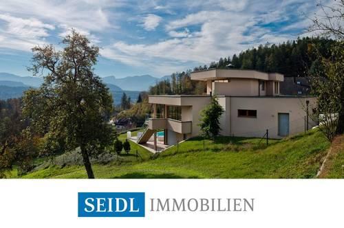 Traumhafte Seeblick-Villa in Naturlage