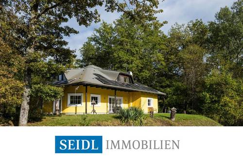 Naturidyll: Traumhaftes Landhaus in absoluter Ruhelage