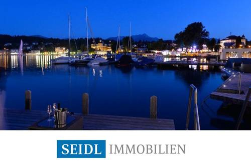 Luxuriöse Seeappartements in bester Lage