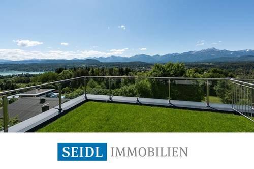 Seeblick-DG-Wohnung mit großzügiger Dachterrasse