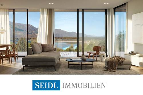 """""""TÜRKISBLAU"""" - Neubau-Penthouse mit Bademöglichkeit"""
