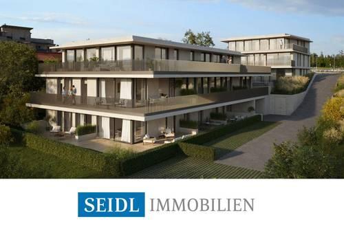 """""""TÜRKISBLAU"""" - Neubauwohnung mit Bademöglichkeit"""