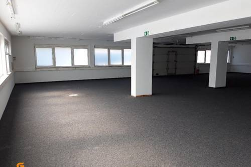 Salzburg Nord - Lager mit kleinem Büro in Stadtrandlage zu vermieten