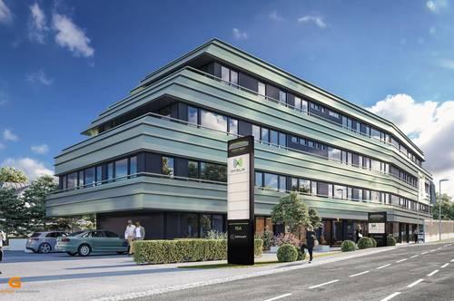 Sbg.Süd: BV GREEN MCC - Erstbezug Neubaubüro zu vermieten