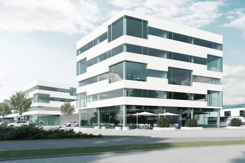 Salzburg Nord - Gewerbepark Neubau zu vermieten