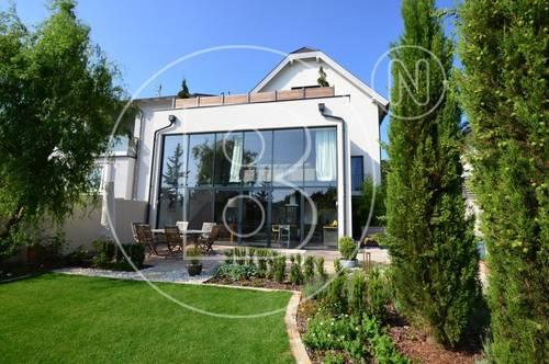 Phantastisches Einfamilienhaus mit Panoramafernsicht!