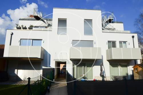 Moderne 4-Zimmer-Balkon-Maisonette mit Garage!