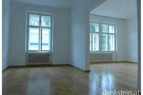 Perfekte 4 Zimmer-Stadtwohnung mit Balkon in einem Jahrhundertwendehaus Riedenburg Salzburg Stadt