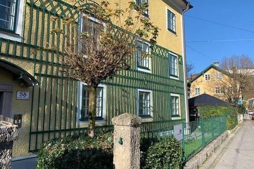 schönes Büro mit Garten in einer repräsentativen Liegenschaft in Nonntal Salzburg Stadt