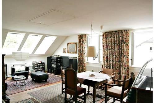 Bezaubernde großzügige 3 Zimmer Dachgeschoßwohnung in Nonntal Salzburg Stadt