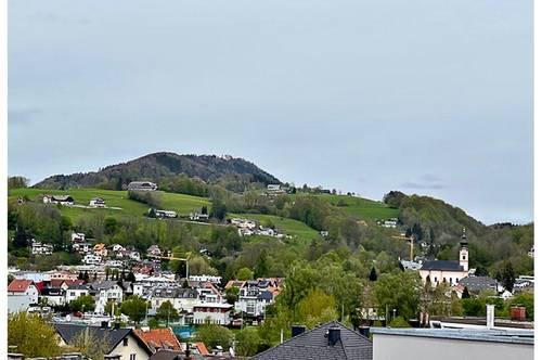 schöner Ausblick! gepflegte 4 Zimmer Terrassenwohnung in Schallmoos Salzburg Stadt
