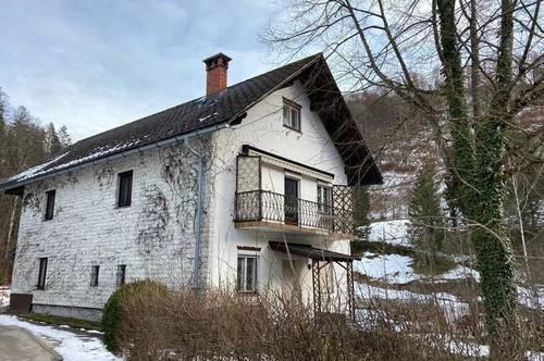 Einfamilienhaus nähe Waidhofen/Ybbs