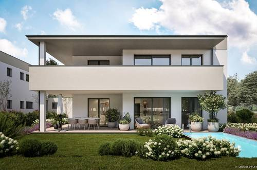 wunderschöne Terrassenwohnung in Hörsching/Breitbrunn