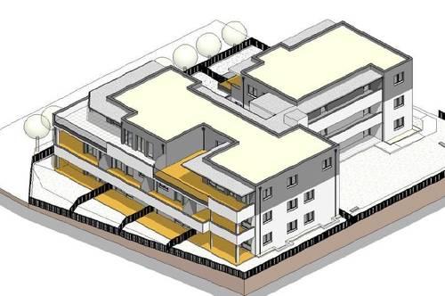 Verkaufsstart - Erdgeschoßwohnung mit Terrasse und Garten Top 04