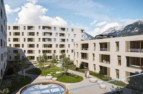 1-Zimmer Terrassenwohnung (Top D6.08)