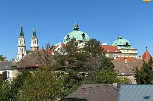 3 Zi-Dachterrassenwohnung mit Stiftsblick - Obere Stadt