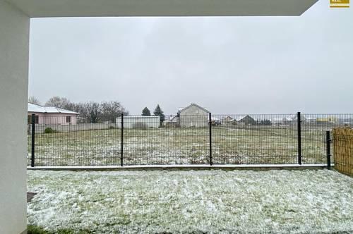 Gartenwohnung in Purbach