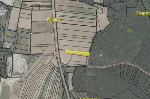 Agrar-Flächen in Breitenwaida